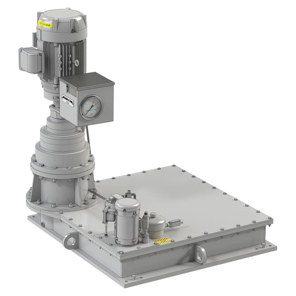 M Series Drive Unit | DBS Manufacturing